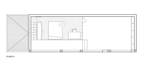 apartament_Paris_renovare_plan_dormitor_suspendat