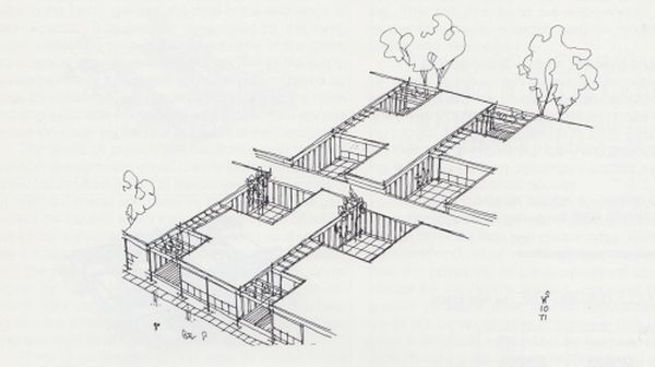 walter-segal-studies-for-high-density-low-rise-carpet-houses-1968-71