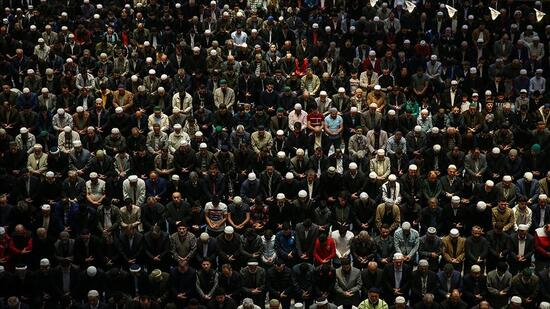 Ramazan Bayram namazında cami yasak mı, tam kapanmada bayram namazı nasıl olacak? (03 Mayıs Pazartesi) 15