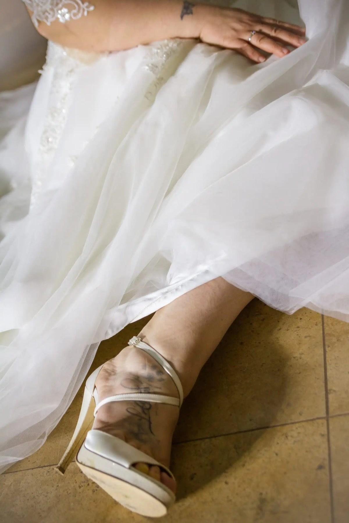 scarpe da sposa 2021