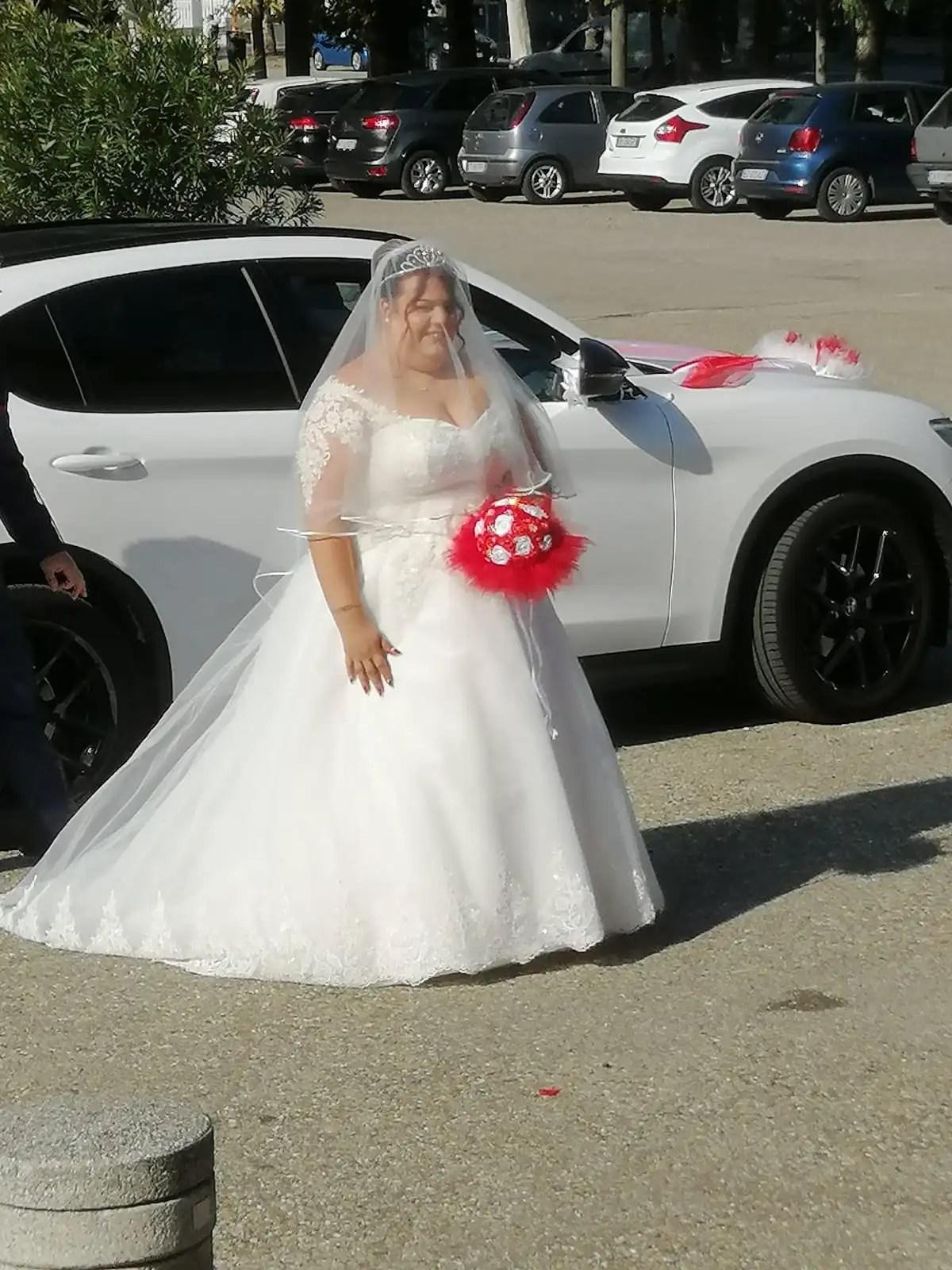 storia di una sposa curvy