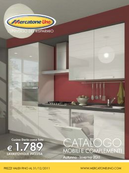 Mercatone Uno lancia il nuovo catalogo anche in Tv - Spot ...