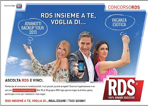 RDS soggetto stampa