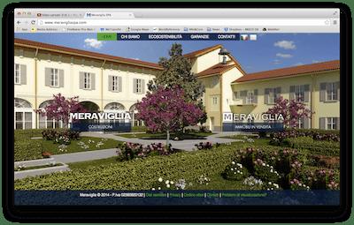 homepage_meraviglia