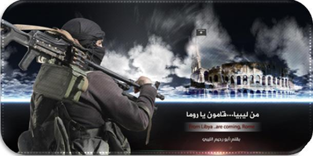 Site,nuove minacce all'Italia,Isis evoca lupi solitari