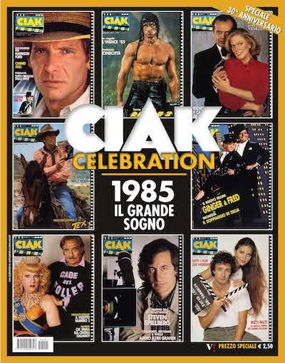 cover CIAK SPECIALE 30 ANNI