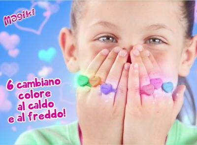 De Agostini Publishing Anellini Magiki_spot