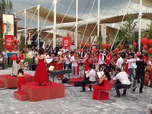 Foto Flash mob Generali Italia