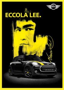 M&C Saatchi MINI Bruce Lee