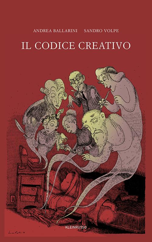 copertina CODICE CREATIVO