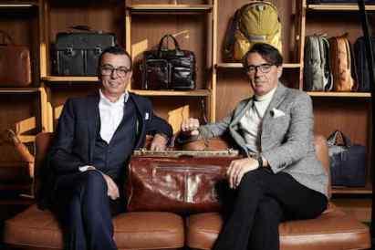 da sin Pierpaolo Palmieri direttore-commerciale-Piquadro Marco Palmieri-ad-e-presidente-Piquadro