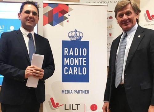 Radio Monte Carlo E Lilt Milano Insieme Per La Prevenzione Spot And Web