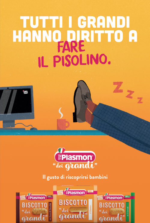 PLASMON_MUPI_Pisolino Giusto
