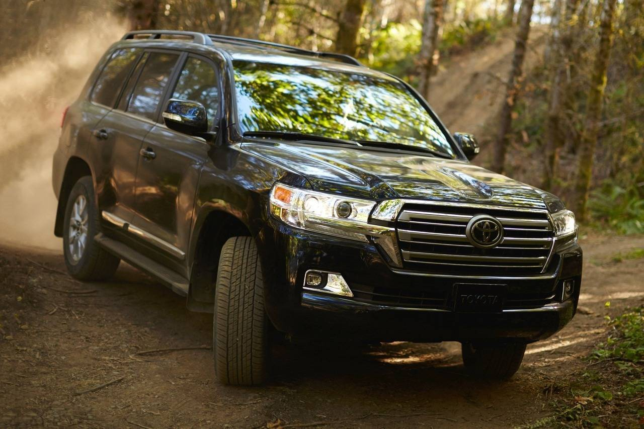 2017 Toyota Land Cruiser King Of The Off Road Spot Dem