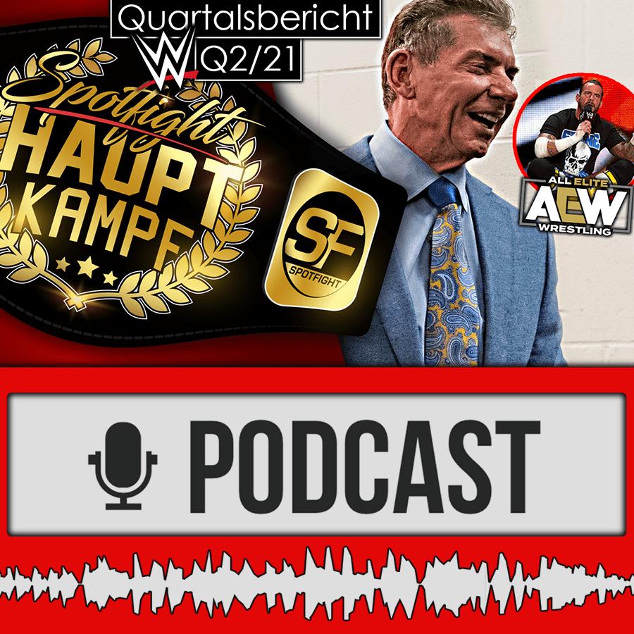 Spotfight Wrestling Podcast