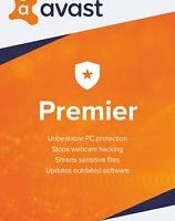 Avast Premier 2019 Antivirus 1 PC Users, 1 Year Activation License Key - Latest Edition