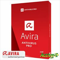 Avira anti Virus pro 2020 Version 1 Device 1 year Cdkeys product key for windows PC and Mac