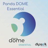 Panda AntiVirus PRO / Dome Essential 2020 3 PCs 12 Months PC MAC 3 Users US