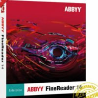 ABBYY FineReader Enterprise 14 Lifetime Licence Key Email Delivery