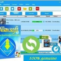 Allavsoft Video Downloader Converter Licence Key Email Delivery