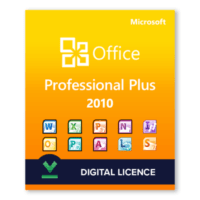 Office 2010 Professional Plus 3264bit Key For License, Full Version