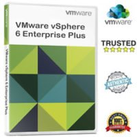 VMware ESXi vSphere 6/6.5/6.7 Enterprise Plus Unlimitted CPUs+vCenter Genuine