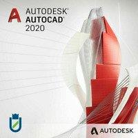Autodesk AutoCad 2020 Academic License for Windows & Mac