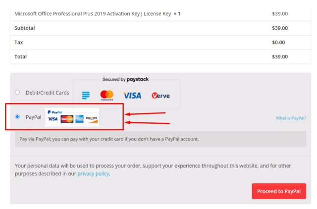 How to Pay with Debit or Credit Card Via PayPal Without Creating Any Account
