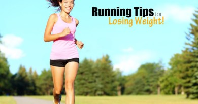 4 Ways To Loose Belly Fat While Running