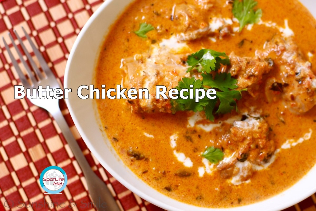The Foodie: Butter Chicken
