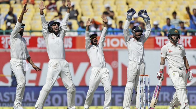 India eye's series victory after Australia collapse