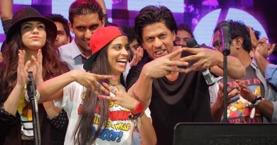 SRK to host Lilly Singh during SuperWomen India tour