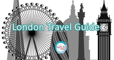 London, the city which shaped your destination