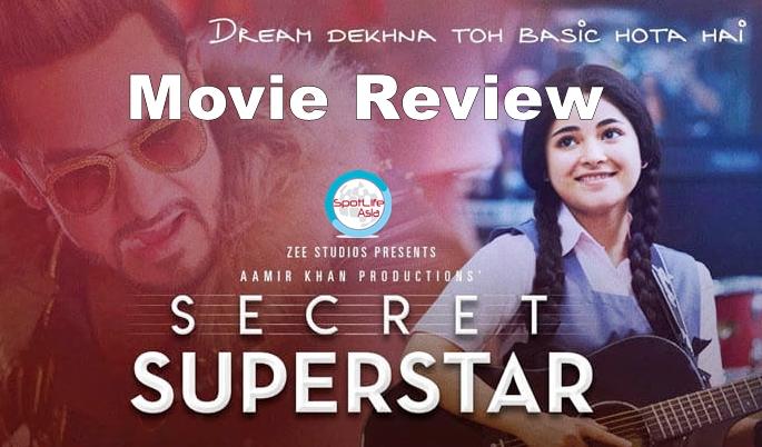 Secret Super Star Review