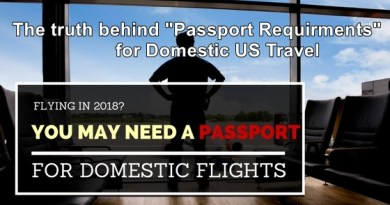 US Domestic Travel