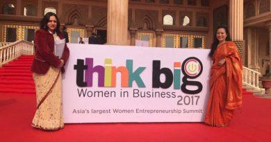 ThinkBig Summit inspiring India's Women Entrepreneurs