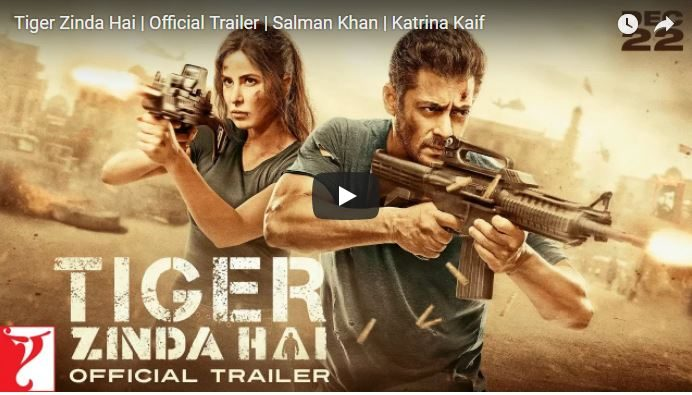 Spotlife AsiaMovie Preview: Tiger Zinda Hai