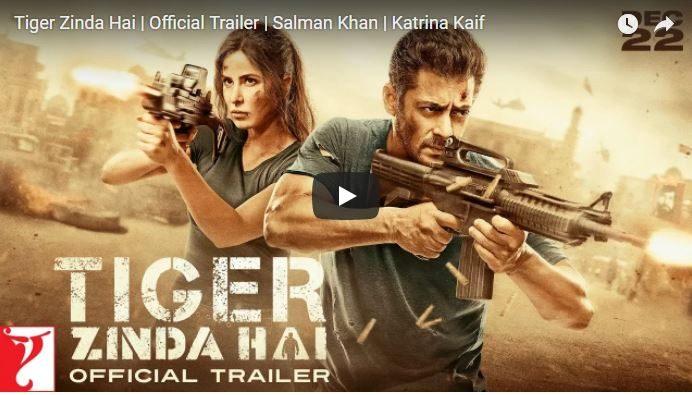 Tiger Zinda Hai Trailer
