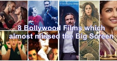 8 Bollywood films which almost missed the big screen.