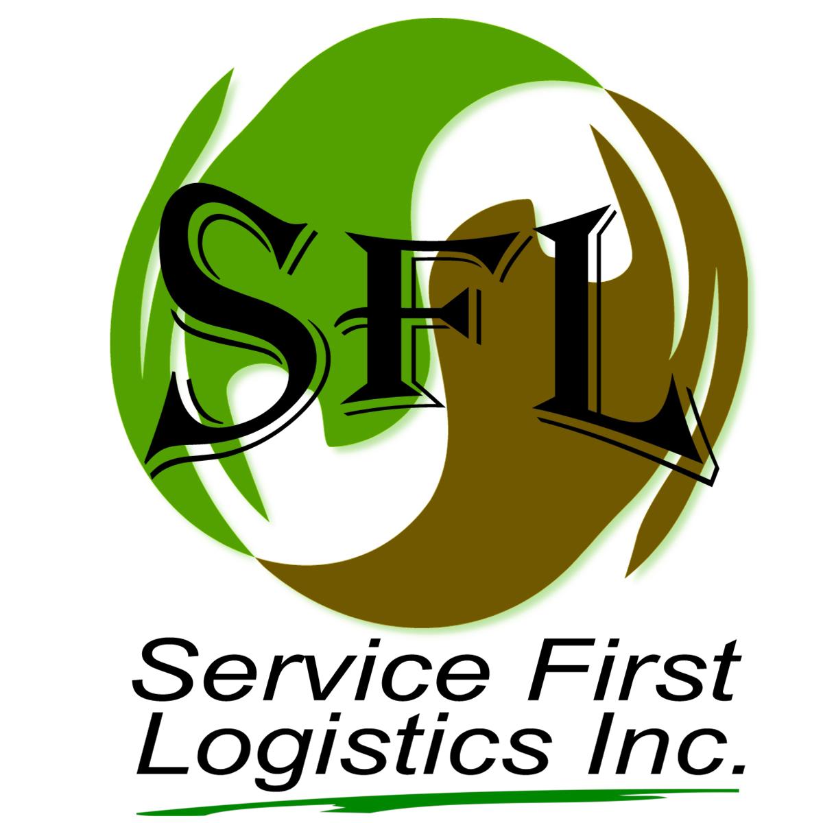 Service First Logistics Inc Logo JP