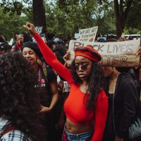 Bezzy's Thoughts - Black Lives Matter in the UK?