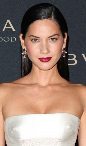17 Outstanding Olivia Munn Long Hairstyles Sexy Brunette