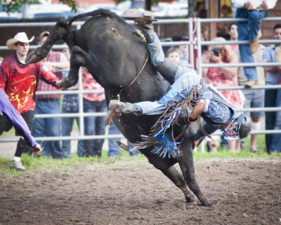 Double M Rodeo July 10