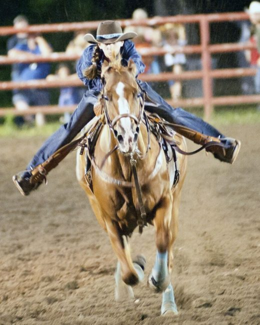 Double M Professional Rodeo on July 31 in Ballston Spa.