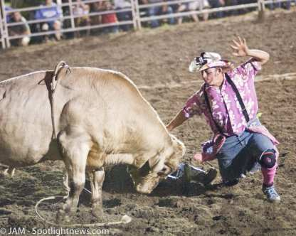 Double M Rodeo on Sept. 4 in Ballston Spa.