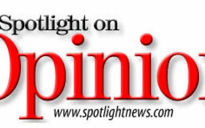 EDITORIAL: Know the right-of-way