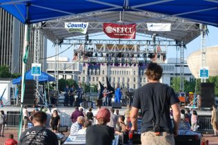 Summer at the Plaza R&B Night: MIRK & Sonny Knight & The Lakers