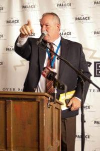 Cohoes Mayor Shawn Morse. — Photo by Michael HalliseyTheSpot518