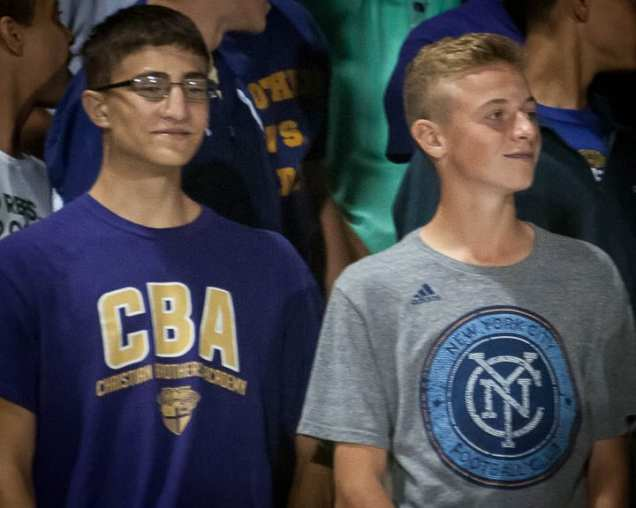 SPOTTED: CBA vs Albany Sept 9 in Colonie