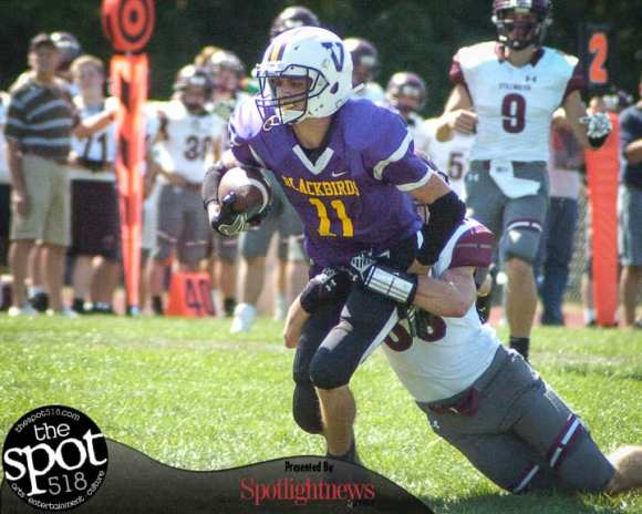 SPOTTED: Voorheesville vs. Stillwater Saturday, Sept. 17, in Voorheesville. Rob Jonas/Spotlight